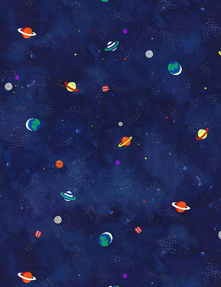 SPACE-CD1157/NAVY / SMALLPLANETSSCATTERED