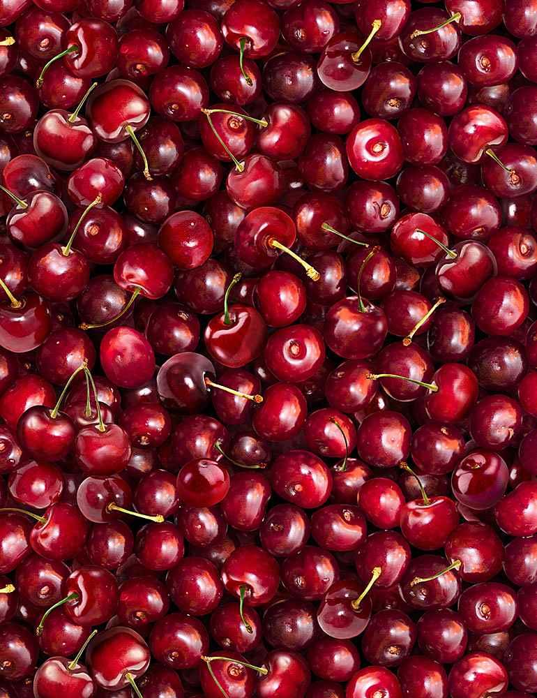 FRUIT-CD1372/RED / PACKEDCHERRIES