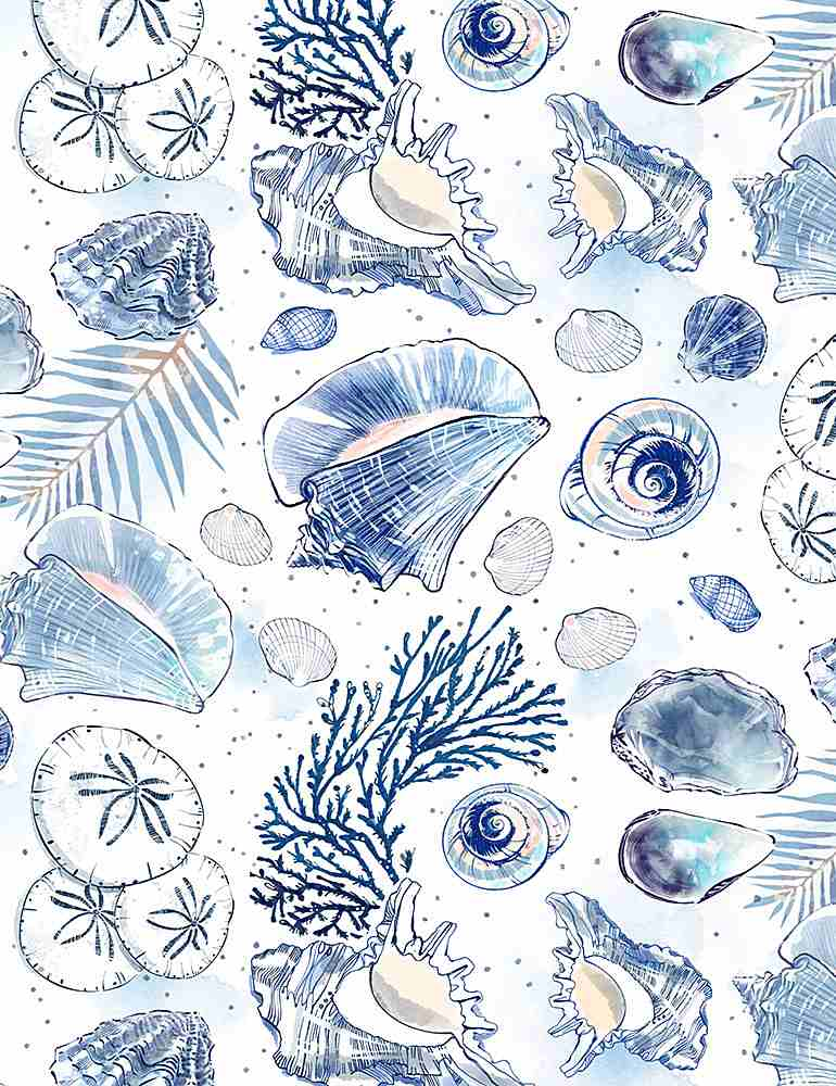 THOMAS-CD1303/WHITE / OCEANBLUESHELLTREASURES