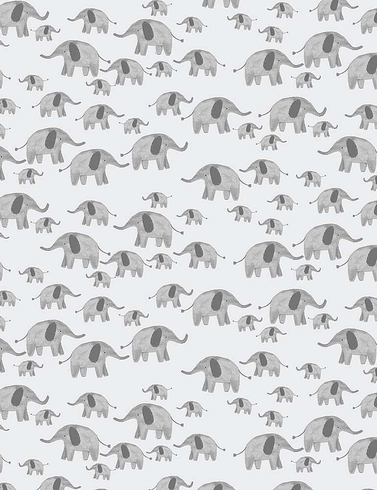 WILD-CD1186/GREY / ELEPHANTS