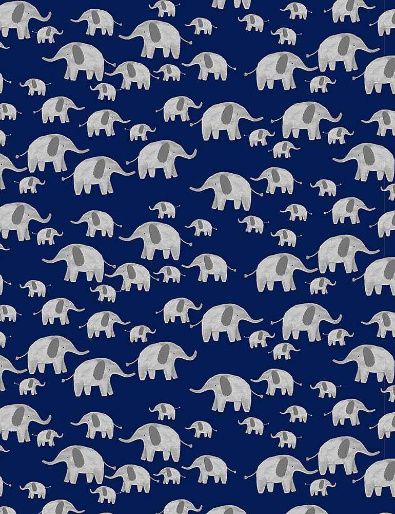 WILD-CD1186/NAVY / ELEPHANTS