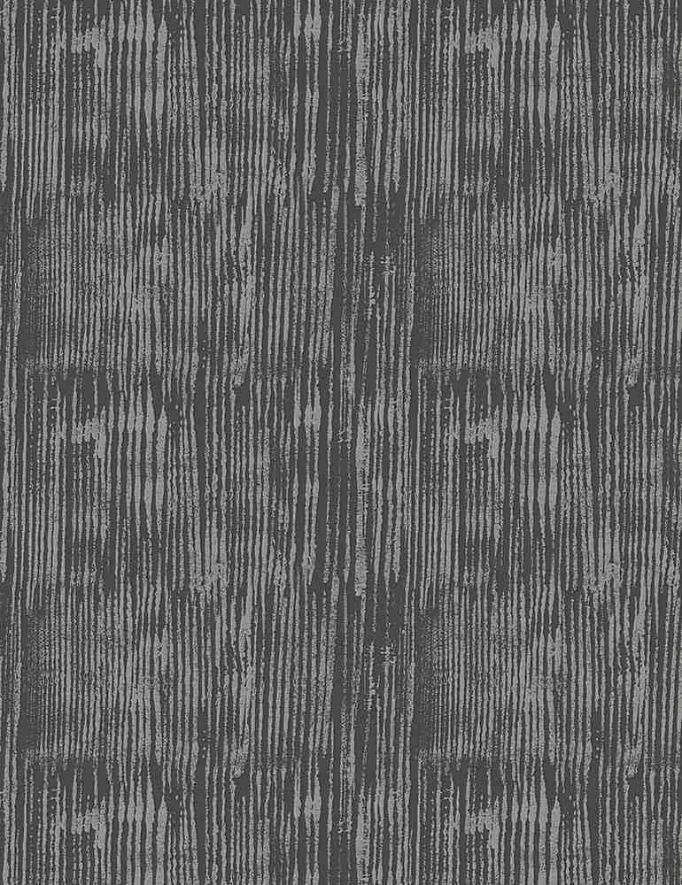 STRIPE-CD1248/CHARCOAL / TEXTUREDSTRIPES