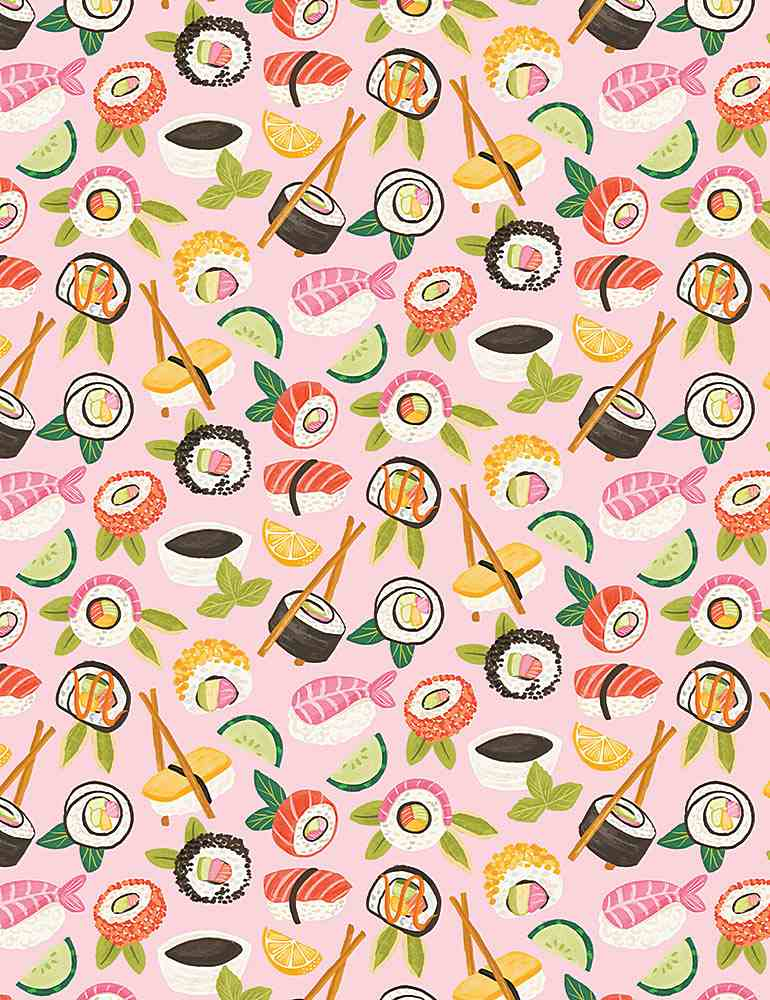 OLIVIA-CD1329/BLUSH / CUTESUSHI