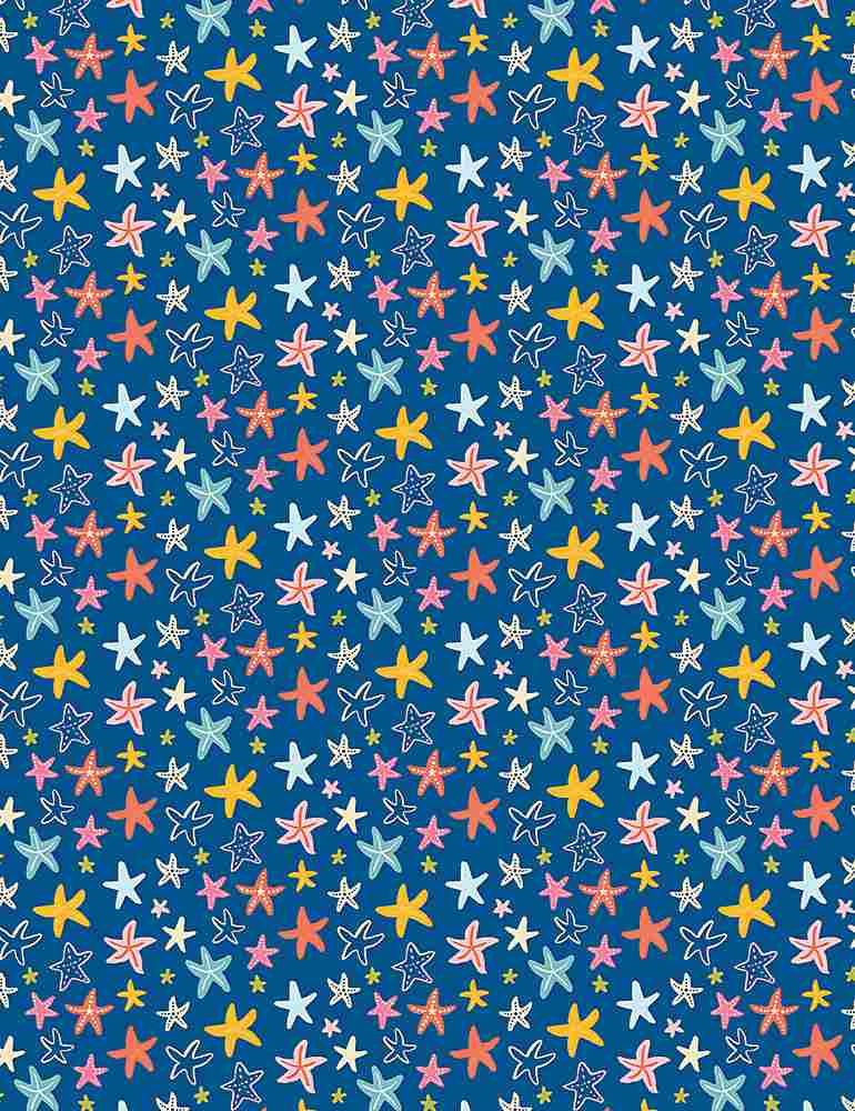 OLIVIA-CD1331/BLUE / SEASTARS