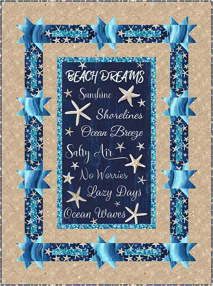 Projects / BEACH DREAMS - SHINING BRIGHTLY